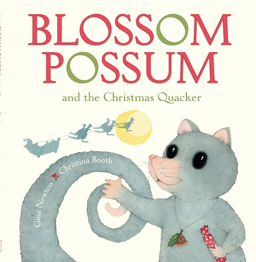 Blossom Possum and the Christmas Quacker cover